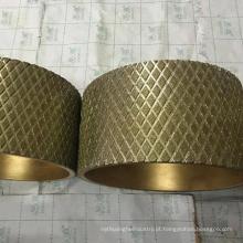 roda de disco abrasiva do diamante da alta qualidade do preço de fábrica para o forro de freio