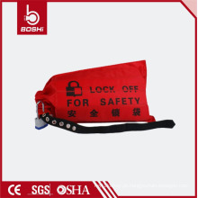 China Brady Security Red CRANCE CONTROLLER LOCKOUT BAG BD-D71