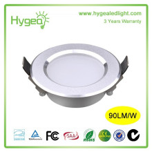 Round Shape LED Downlight Ceiling downlight 7W led downlight 3years warranty