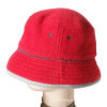 Bucket Hat with Trim (BT004)