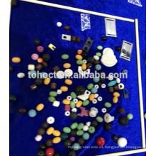 Piezas de cerámica electrónicas