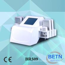 Lipo cavitación para el dispositivo de eliminación de grasa clínica Br509