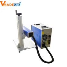 Máquina láser de fibra de metal de 30 vatios