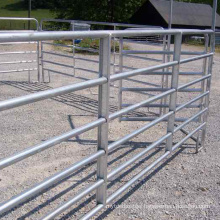 factory price heavy duty hot dipped galvanized used horse corral panels livestock panels