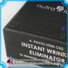 Высокое качество рециркулировало духи упаковочной коробки дизайн шаблоны с вставкой