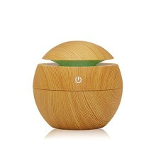 130ml Portable Mini Ultrasonic USB Essential Oil Humidifier