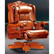 Chaire de bureau haut de gamme Boss Directeur général Directeur général Président exécutif (FOHA-02)