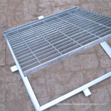 Stainless Floor Trench Drain Cover Floor Grate Drainage Steel Grating Channel Drain