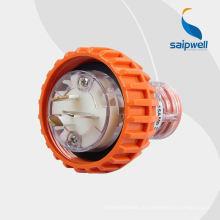 Горячие Продажи Saip IP66 3 PIN 250 В 15A Австралия Водонепроницаемый Электрический Промышленный Разъем и розетка