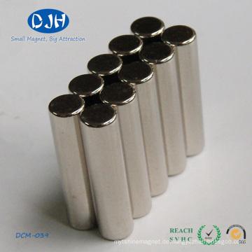 Magnet Durchmesser 6 * Dicke 25 mm Axial Magneitisierung (Durchgangsdicke)