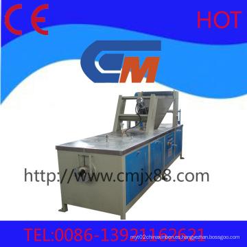 Máquina que arruga de la tela industrial auto del precio bueno de la fabricación de China