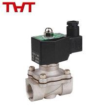 24В 12В постоянного тока нормально закрытый электромагнитный клапан низкая цена
