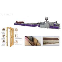 Machines d'extrusion de profilés de fenêtres et de portes en PVC