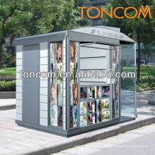 Kiosque d'information sur le service autonome