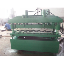 Para Serbia Máquina de fabricación de azulejos de acero esmaltado
