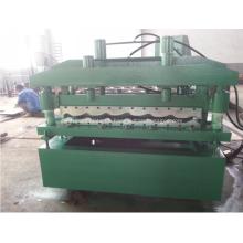 Für Serbien glasierte Stahlfliesen, die Maschine herstellen