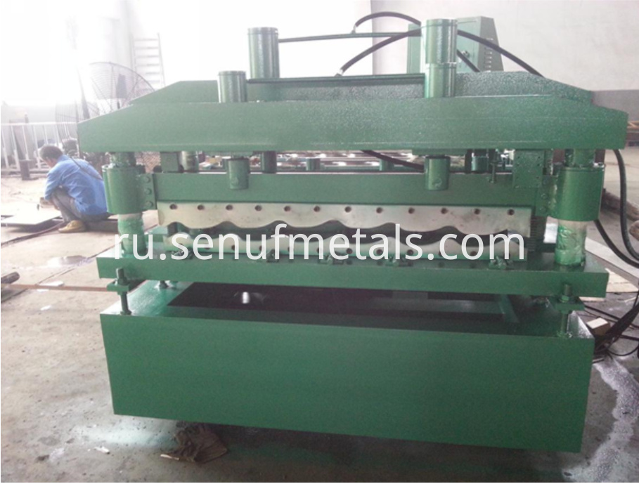 glazed tile machine (2)