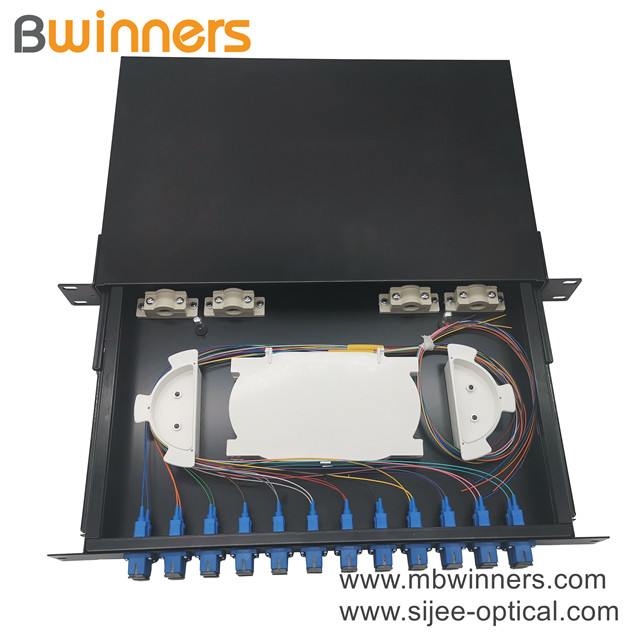 Sliding Fiber Patch Panel