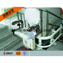 small electric wheelchair lift/inclined vertical wheelchair lift/used power wheelchairs