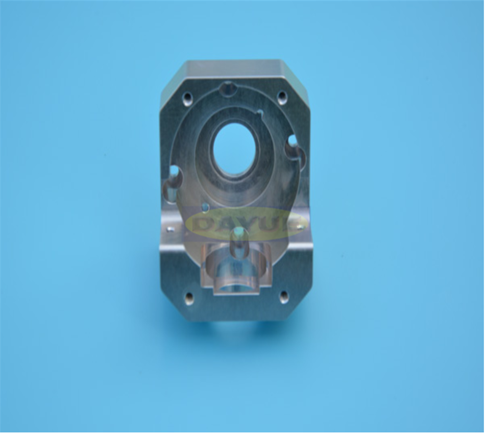 Customized special-shaped aviation components CNC machining
