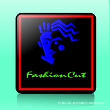 Светодиодная вывеска Fashion Cut-003