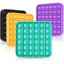 Brinquedos sensoriais de silicone para alívio de tensões personalizados