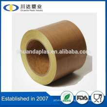 Hot Sale PTFE Coated Fiberglass Fabric PTFE Film Adhesive Tape for Pulses package machine