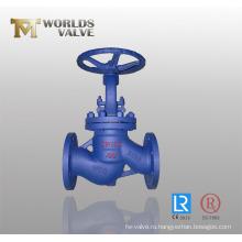 Углеродистой стали запорный Клапан (J41H-10/16/25)