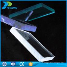 Garantie de qualité architecturale cristalline Lexan multiwall polycarbonate toit prix