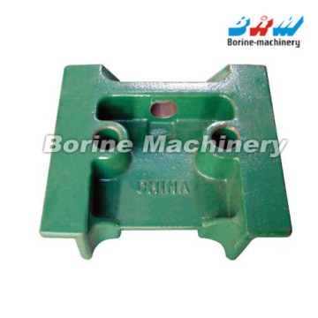 H84479 John Deere Cornhead Gathering Chain Lower Idler Support
