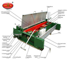 High Quality Factory Producing Running Track Rubber Paver Machine