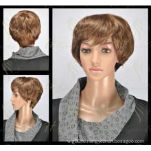 Синтетические парики человека для женщин (штаб-ЕО-С8)