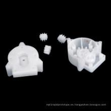 Servicio de creación de prototipos de impresora SLA 3D