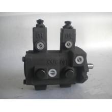 Bomba de paletas variable de baja presión (doble bomba)