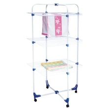 Multifunctional Clothes Drying Cart