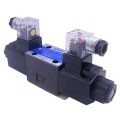 Yuken Series DSG 01 Solenoid Operated Directional Valve