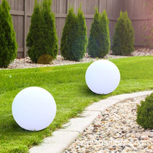 Solar Outdoor LED ball light