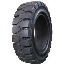 Sh238 patrón de neumáticos sólidos caucho neumático Industrialtyre (7.00-12)