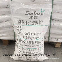 10 Micron High Whiteness Aluminum Hydroxide for Filling