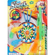 Esporte, dardo, tábua, macio, bala, brinquedo, arma