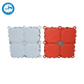 GDZH Factory Direct HDPE Wholesale Durable Floating dock plastic pontoon cubes