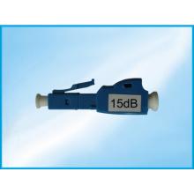 Atténuateur de fibre optique à mode unique LC Upc