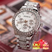 2017 Relógio de pulso simples para senhoras Mulheres Cestbella Special Gifts Watch