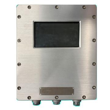 Digital Scale Control Panel