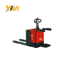 China electric pedestrian controlled pallet truck 2t