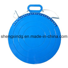 Truck Passenger Car Bus Wheel Alignment Wheel Aligner Turntable Turnplace Rotary Rotating Plate Turnplate Sx389