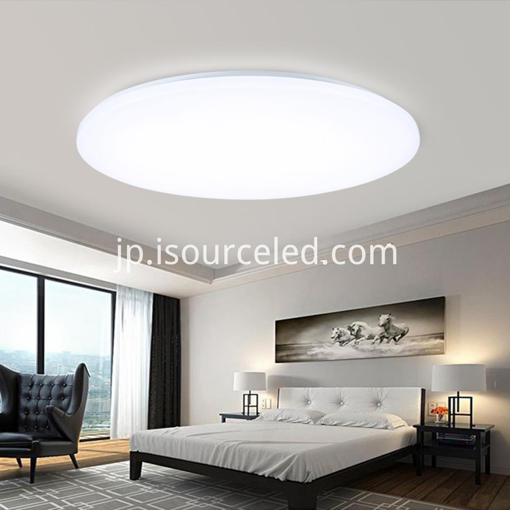 8w-36w 8-12 inch led ceiling light cool white