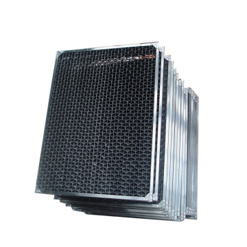 65mm 130mm Air Inlet Louver Air Return Cooling Tower Isi