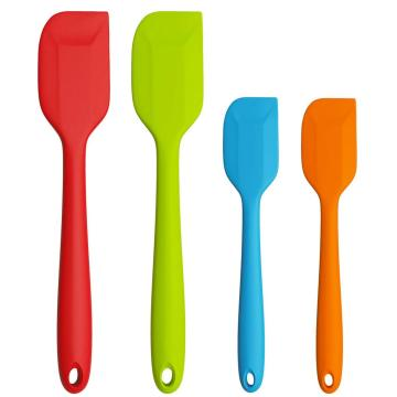 Espátula de Borracha de Silicone Baking Spoon Spatula Set