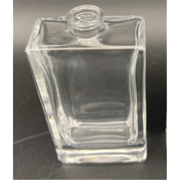 25ml Square Clear Spray Glass Parfümflasche